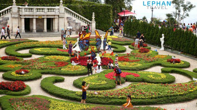10 khu vườnkhu vườn tại Ga Debay