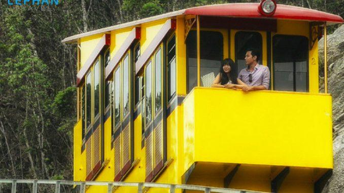 giới thiệu về tàu hỏa leo núi bà nà