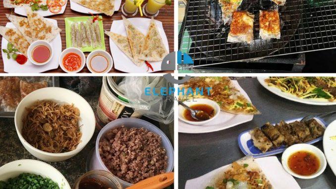 Cách làm bánh kẹp Đà Nẵng
