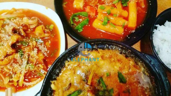 Lẩu bánh gạo Hàn Quốc - Zé Food Đà Nẵng