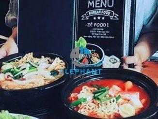 Đôi nét Về Zé Food -Quán ăn Hàn Quốc tại Đà Nẵng