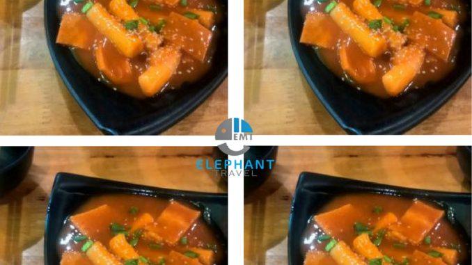 tteok Hàn Quốc -Ze Food Đà Nẵng